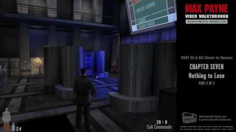 Max Payne - A Bit Closer to Heaven - Nothing to Lose 2 2 (HD)