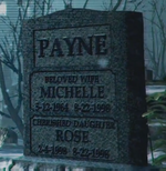 Michelle ve Rose Payne