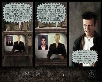 Graphic Novel Max Payne Wiki Fandom
