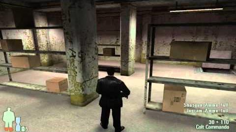 "Max Payne Walkthrough ""Part 2 - Chapter 4"" HD"
