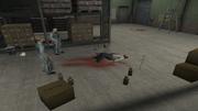Убитый мафиози