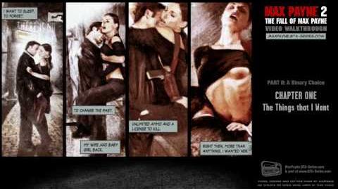 Max Payne 2 - A Binary Choice - The Things that I Want (HD)