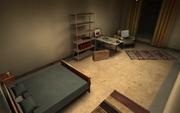 Квартира A304 спальня
