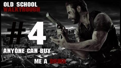 Max Payne 3 Anyone Can Buy Me A Drink Old School Walktrough Part. 4