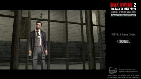 Max Payne 2 - A Binary Choice - Prologue (HD)