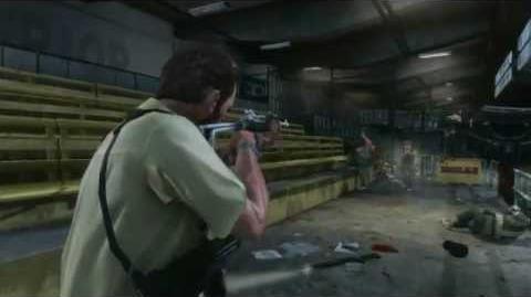 Max Payne 3 - Mini-30 rifle