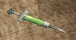 Valkyr Syringe