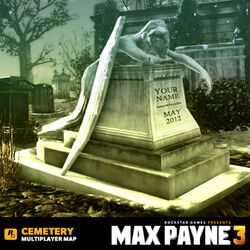 Max Payne 3 Cemetery Tombstone Contest
