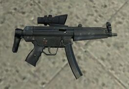 MP5-MaxPayne