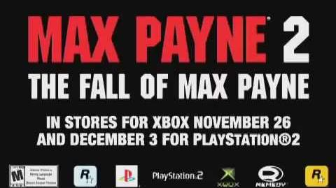 Max Payne 2 The Fall of Max Payne - Console trailer