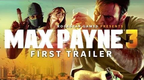 Max Payne 3 - First Trailer