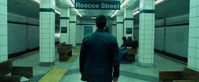 Roscoe station film