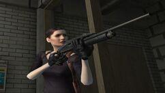 Escopeta Max Payne 2
