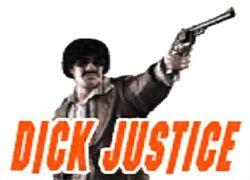 Dick Justice Intertitle