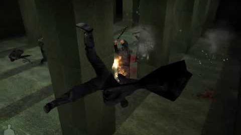 Max Payne Matrixed Reality