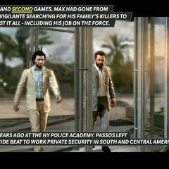 Raul y Max entrando en un edificio.