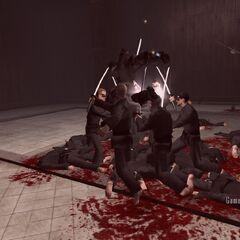 Mares de sangre, decapitaciones, mutilaciones... ¡Lo que todos quieren!