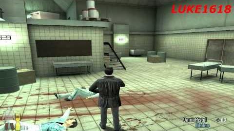 Max Payne 2 Mod Max Payne's Chronicles Walkthrough Part 01 - Blood Bath