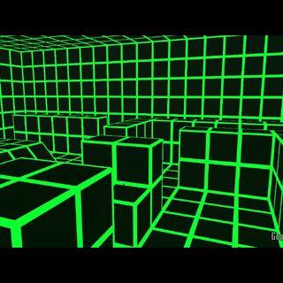 Incluso uno de los mapas se parece al escenario de las VR missions de Metal Gear.