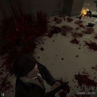 Terrible efecto en enemigos luego de una explosión.