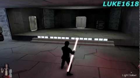 Max Payne Mod Lightsaber HD Gameplay