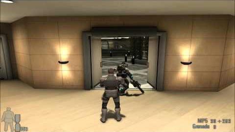 Max Payne 2 Mod Gameplay - 7th Serpent Genesis