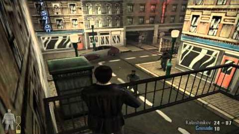 MAX PAYNE 2 l Parte N°2 l Capítulo 1 The things that I want