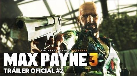 Max Payne 3 - Tráiler Oficial 2