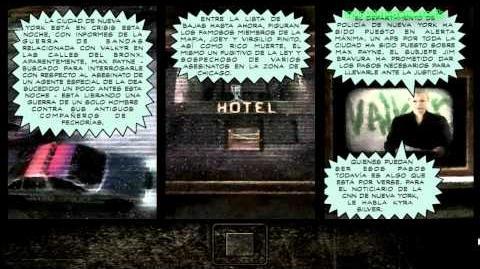 (PC) Max Payne 1, El Sueño Americano - Capítulo 6 El miedo dio alas a los hombres Español