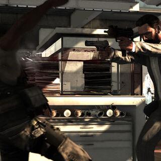 Max mata a un miembro.