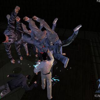 ¡Kung Fu Arena!