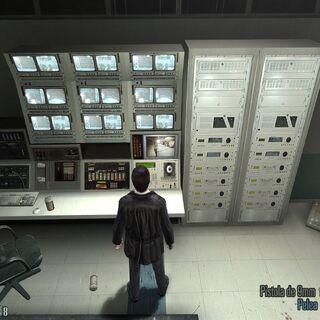 Desde este monitor podemos ver la operación a Bravura.