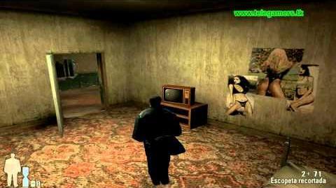 (PC) Max Payne 1, El Sueño Americano - Capítulo 3 Jugar a Bogart Español