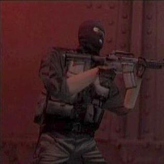 Un mercenario