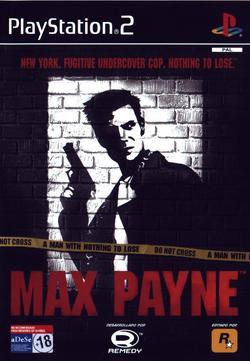Portada Max Payne