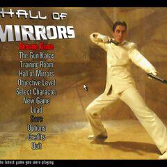 Presentación Hall of Mirrors.