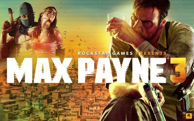 Max Payne 3 Artwork 1