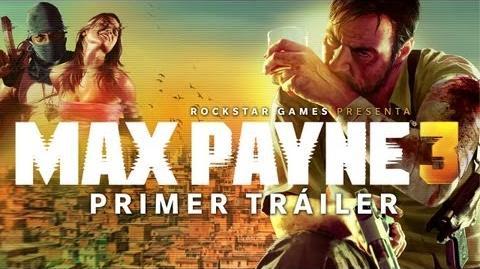 Max Payne 3 - Primer Tráiler