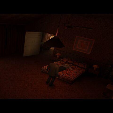 La habitación de Max y Michelle