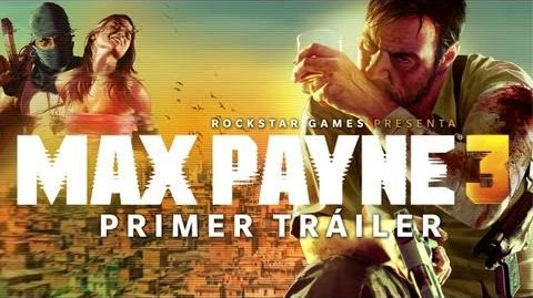 Max Payne 3 Primer Tráiler Anotaciones