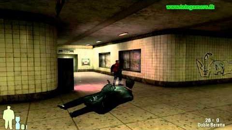 (PC) Max Payne 1, El Sueño Americano - Capítulo 1 La estación de la Calle Roscoe Español
