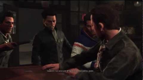 Max Payne 3 Campaña Completa Capitulo 4 Todo el mundo puede invitarme a una copa