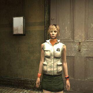 Nuestra protagonista, Heather.