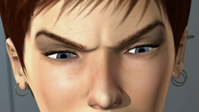 Kat Ryan Angry Eyes