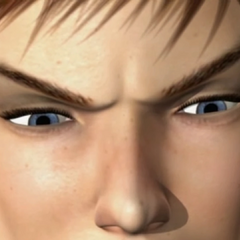 Ojos Enojados de Kat Ryan