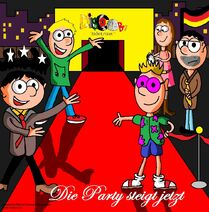 Discoboys Plakat