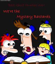 Mystery Bastards-buch