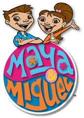 Maya and Miguel Logo