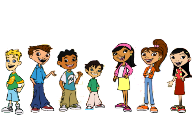 File:Maya and Miguel Characters (Enlarged).png