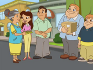 The Bully and the Bunny, McCorkles, Santos, and Elaina